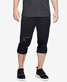 Under Armour Men's French Terry Cropped Pants