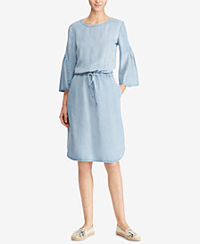 Lauren Ralph Lauren Twill Dress