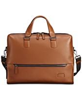 d04c314990 Tumi Men s Harrison Horton Double-Zip Leather Briefcase