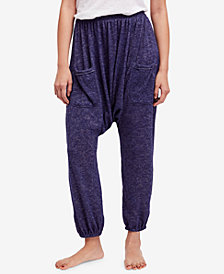 Free People More Chill Harem Jogger Pants