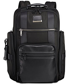 Tumi Men S Alpha Bravo Sheppard Deluxe Backpack
