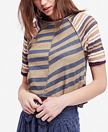 Free People Prepster Striped T-Shirt