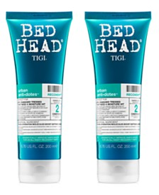 TIGI Bed Head Urban Antidotes Recovery Conditioner Duo (Two Items), 6.76-oz., from PUREBEAUTY Salon & Spa