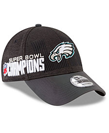 New Era Philadelphia Eagles Super Bowl LII Champ Locker Room 9FORTY Cap