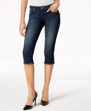 Kut from the Kloth Nataile Frayed Cropped Jeans 5796804