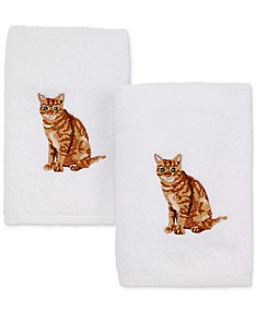 Animal Print Towels - Macy's