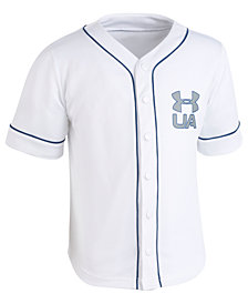Under Armour Homerun Baseball Jersey T-Shirt, Toddler Boys