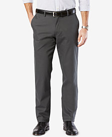Dockers Men's Big & Tall Classic Fit Clean Khaki Stretch Pants