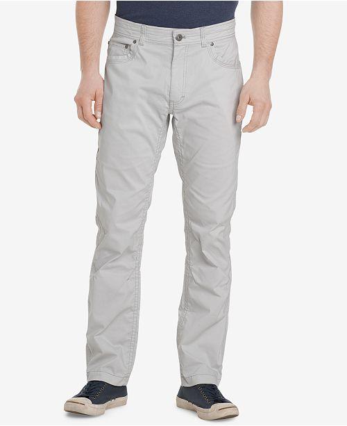G.H. Bass & Co. Men's Cliff Peak Classic-Fit Stretch Pants