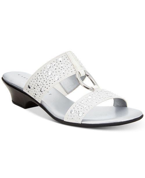 47154ec84f909 Eanna Sandals, Created for Macy's