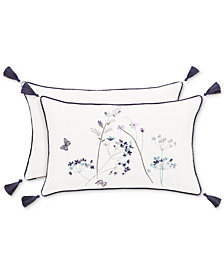 "Piper & Wright Betsy White Boudoir 12"" x 20"" Decorative Pillow"