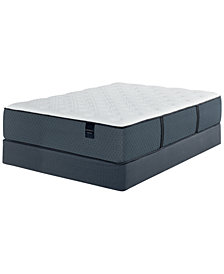 "MacyBed Lux Dunmore 14.5"" Plush Hybrid Mattress Collection, Created for Macy's"
