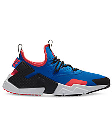 Nike Men's Air Huarache Run Drift Casual Sneakers from Finish Line