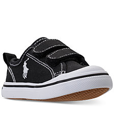 Polo Ralph Lauren Toddler Boys' Karlen EZ Casual Sneakers from Finish Line