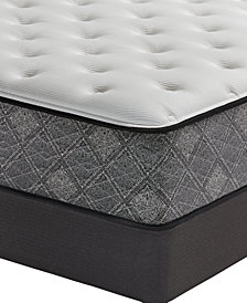"MacyBed by Serta  Elite 13"" Luxury Firm Mattress Set - Queen, Created for Macy's"