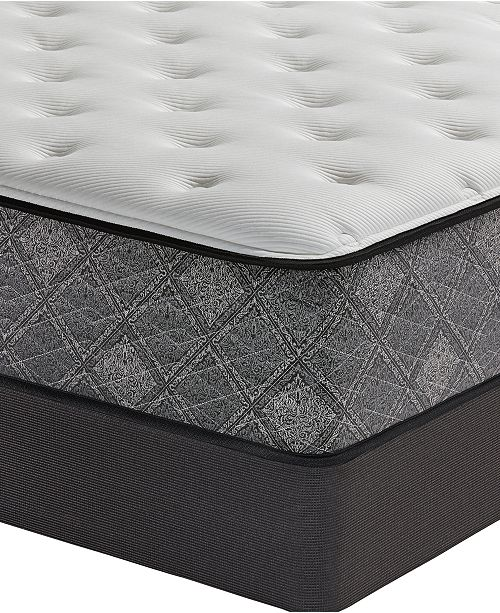"""MacyBed by Serta  Elite 13"""" Luxury Firm Mattress Set - Full, Created for Macy's"""