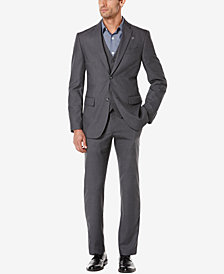 Perry Ellis Men's Corded 3-Piece Suit Separates