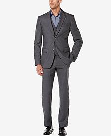 Perry Ellis Men's Corded 3-Piece Suit Separates