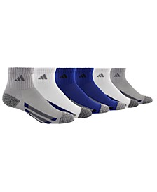 6-Pk. Quarter Socks, Little Boys & Big Boys