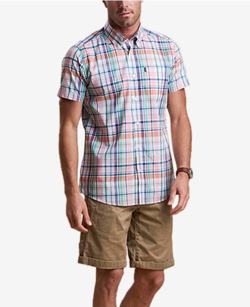 Men's Gerald Plaid Shirt