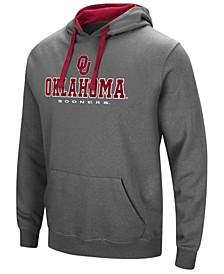 Men's Oklahoma Sooners 3 Stack Logo Hoodie