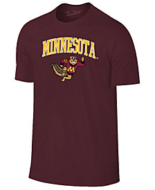 Retro Brand Men's Minnesota Golden Gophers Midsize T-Shirt