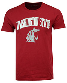 Retro Brand Men's Washington State Cougars Midsize T-Shirt