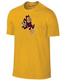 New Agenda Men's Arizona State Sun Devils Big Logo T-Shirt