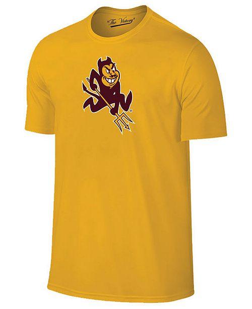 New Agenda Men's Arizona State Sun Devils Big Logo T-Shirt