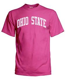 J America Men's Ohio State Buckeyes Identity Arch T-Shirt