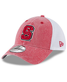 New Era North Carolina State Wolfpack Washed Neo 39THIRTY Cap