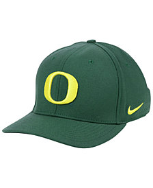 Nike Oregon Ducks Col Dri-Fit Wool Cap