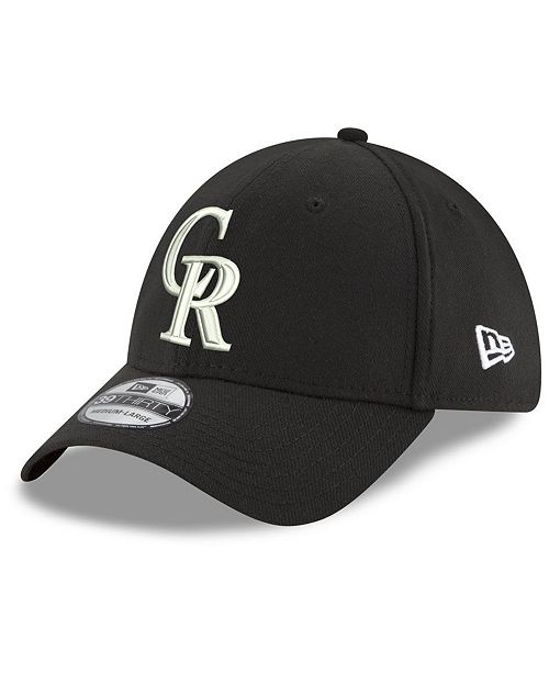 4ada36a5a3a58 New Era Colorado Rockies Dub Classic 39THIRTY Cap   Reviews - Sports ...