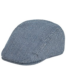 Men's Railroad Striped Ivy Hat