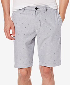 "Original Penguin Men's 10"" Dobby Oxford Shorts"