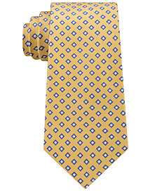 Club Room Men's Neat Silk Tie, Created for Macy's