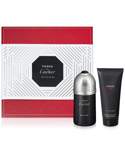 116f07308fa Cartier Men s 2-Pc. Pasha de Cartier Édition Noire Gift Set   Reviews ...