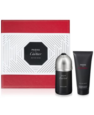CARTIER Pasha Edition Noire Eau De Toilette Gift Set ($132 Value)