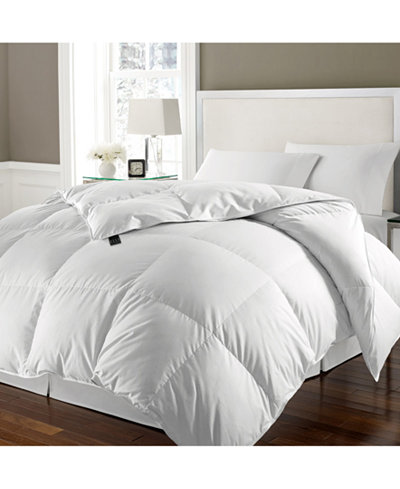 Blueridge ELLE Home White Goose Feather & Down Twin Comforter