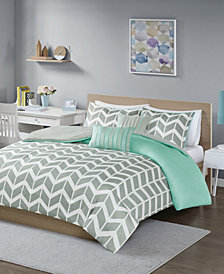Intelligent Design Nadia 5-Pc. Bedding Sets