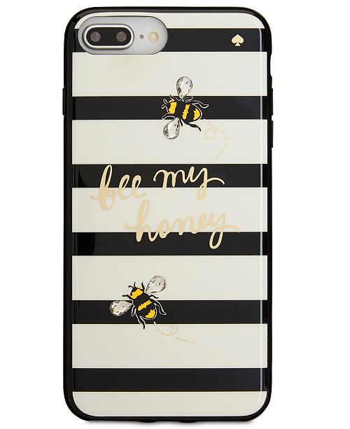 3f177c1c66a1 kate spade new york Jeweled Bee My Honey iPhone 8 Plus Case ...