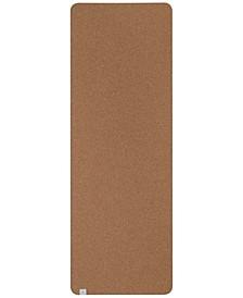 Gaiam Reversible Cork Yoga Mat
