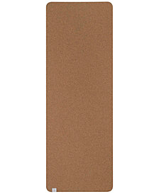 Gaiam Reversible Cork Yoga Mat