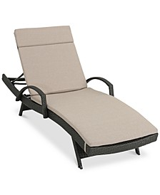 Baja Outdoor Chaise Lounge, Quick Ship