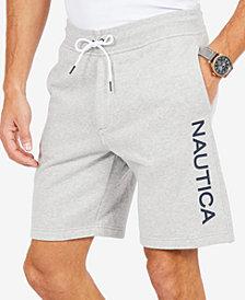 Nautica Men's Fleece Shorts, Created for Macy's