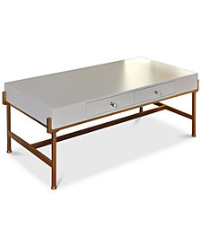 Nikaia Coffee Table, Quick Ship
