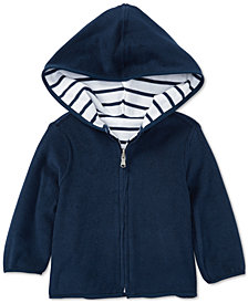 Polo Ralph Lauren French Terry Cotton Hoodie, Baby Boys