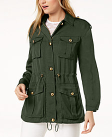 MICHAEL Michael Kors Utility Jacket