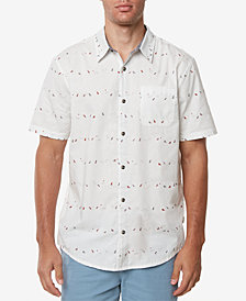 O'Neill Men's Singlefin Printed Shirt