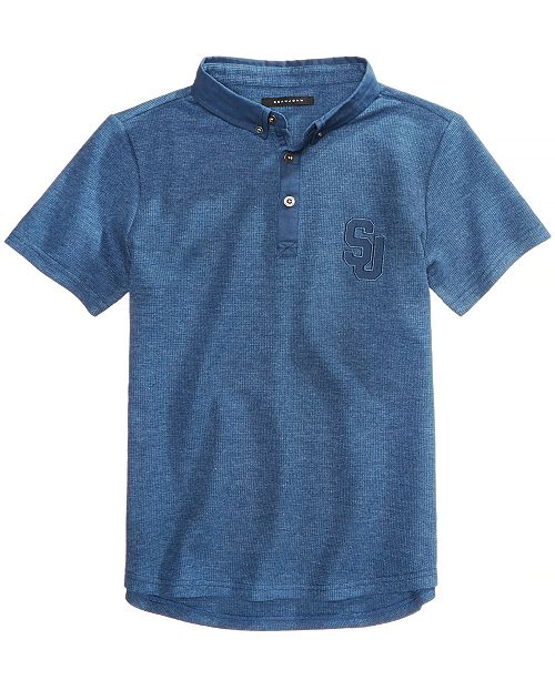 Sean John Logo Polo, Big Boys